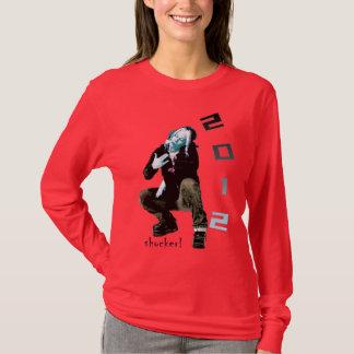 """""""DAS GEHEIMNIS DES SCHOCKER-2012 AUFGEDECKT """" T-Shirt"""