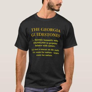 DAS GEORGIA GUIDESTONES, 1. behält Menschlichkeit T-Shirt