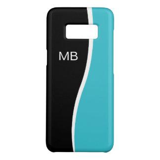 Das Geschäfts-Monogramm-Entwurf der Männer Case-Mate Samsung Galaxy S8 Hülle