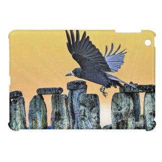 Das Geschenk alter Stonehenge u. Turm iPad Mini Hülle