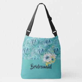 Das geschenk-Taschen-Tasche der Brautjungfer Tragetaschen Mit Langen Trägern