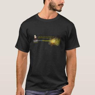 Das Gesetz des Störs - Übel-PhD farbiger T - Shirt