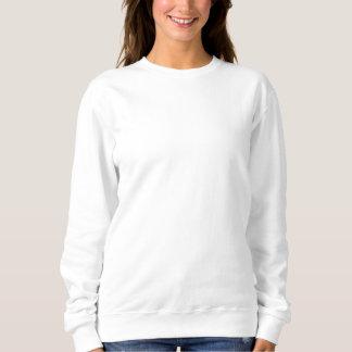 Das gestickte Sweatshirt der Frauen