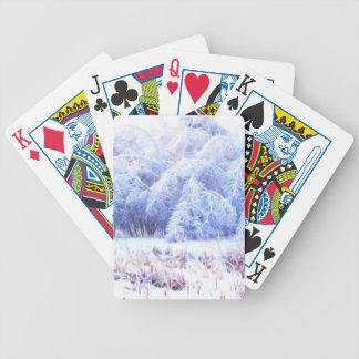 Das Gewicht des Eises-lumi Bicycle Spielkarten
