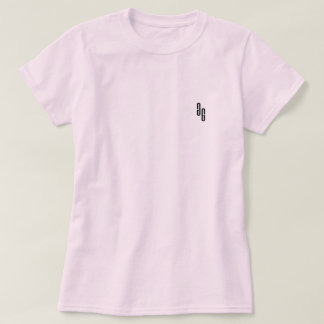 Das GG-Logo-T-Stück der Frauen T-Shirt