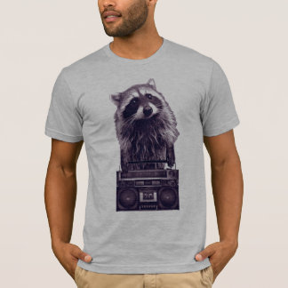 Das Ghettoblaster T-Shirt