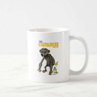 Das Gimpanzee Kaffeetasse