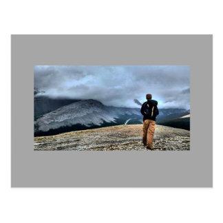 Das Gipfel Postkarte