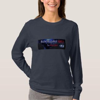 Das Girlz der Frauen übernatürliches Logo T-Shirt