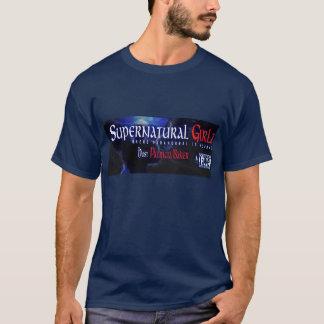 Das Girlz der Männer übernatürlicher Logo-T - T-Shirt