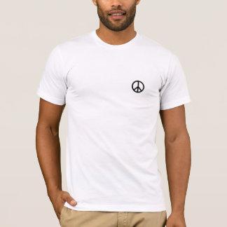 Das glückliche gesunde Fernlastfahrert-stück T-Shirt