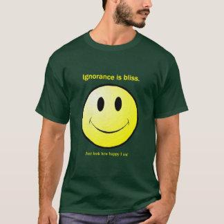 Das glückselige T-Stück T-Shirt