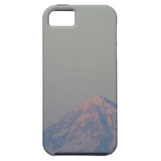 Das Glühen des Sonnenuntergangs auf dem Berg Hülle Fürs iPhone 5