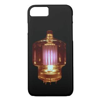 Das Glühen übertragen Vakuumröhre iPhone 7 Hülle