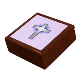 Das glühende Kreuz - Erinnerungskiste