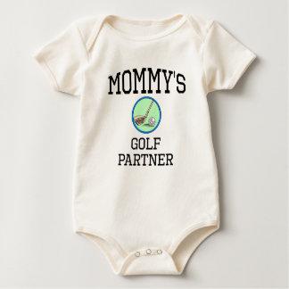 Das Golf-Partner der Mama Baby Strampler