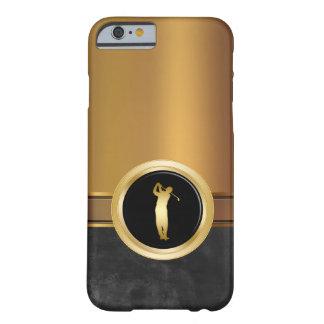 Das Golf-Thema der Luxusmänner Barely There iPhone 6 Hülle