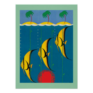 Das Great Barrier Reef Australien Poster