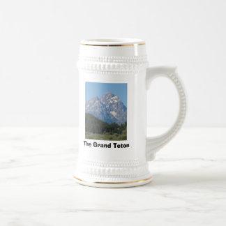 Das großartige Teton Bierglas