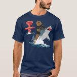 Das große Entweichen - Bärnhaifischkavallerie T-Shirt