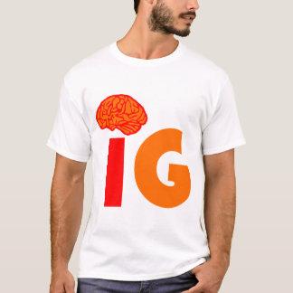 Das große IG - Männer (weiß) T-Shirt