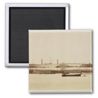 Das große Ost, am 17. November 1857 (Albumen pri Quadratischer Magnet