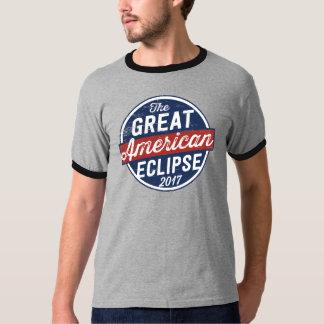 Das großes Vintage Shirt Amerika-Eklipse-2017