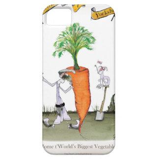 Das größte carrot Liebe-Yorkshire'Welt iPhone 5 Hülle