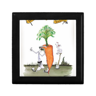 Das größte carrot Liebe-Yorkshire'Welt Schmuckschachtel
