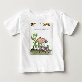 Das größte parsnip Liebe-Yorkshire'Welt Baby T-shirt