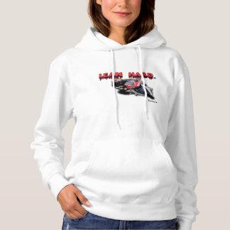 Das grundlegende mit Kapuze Sweatshirt Frauen
