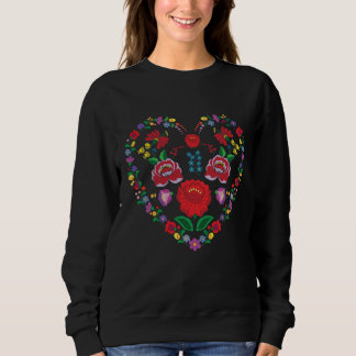 Das grundlegende Sweatshirt der Kalocsa