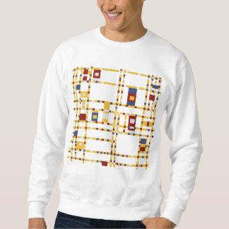 Das grundlegende Sweatshirt der Männer