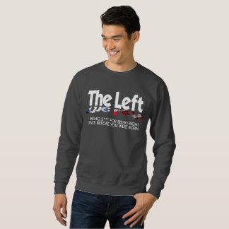 Das grundlegende Sweatshirt der Männer - das