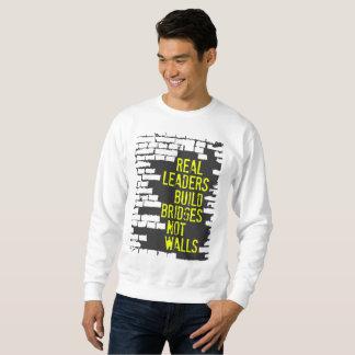 Das grundlegende Sweatshirt der wirklichen