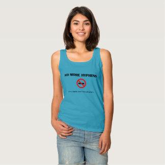 Das grundlegende Trägershirt Ihrer Tank Top