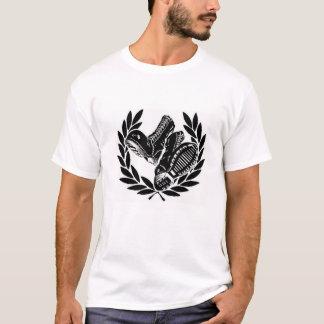 Das Grundlegende Unterhemd zerfällst du Skinhead!