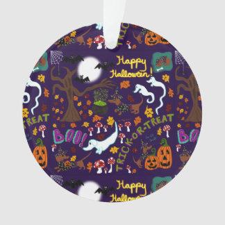 Das Halloween der Diva-Dackel Ornament
