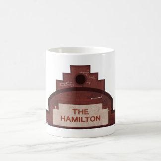 das Hamilton-Gebäude Kaffeetasse
