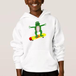 Das Hanes ComfortBlend® der Kinder Hoodie, weiß Hoodie