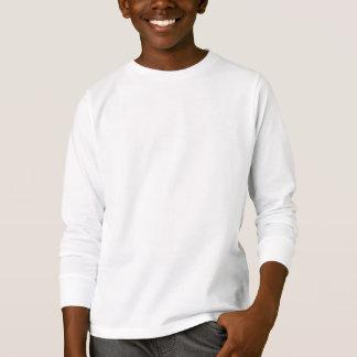 Das Hanes Tagless ComfortSoft® der Kinder langes T-Shirt