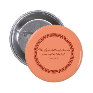 Das HauptButton Runder Button 5,1 Cm