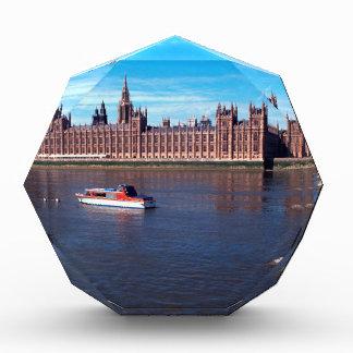 das Haus des Parlaments, London, England Auszeichnung