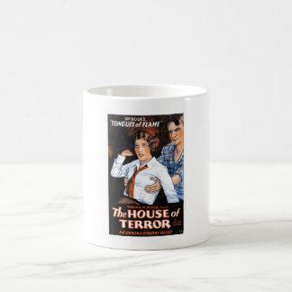 Das Haus des Terrors #2 - Zungen der Flamme Kaffeetasse
