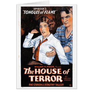 Das Haus des Terrors #2 - Zungen der Flamme Karte