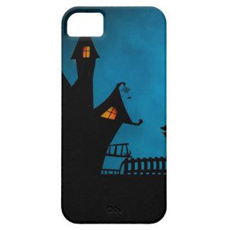 Das Haus Hexe Halloweens Helloween die Hexe iPhone 5 Etui