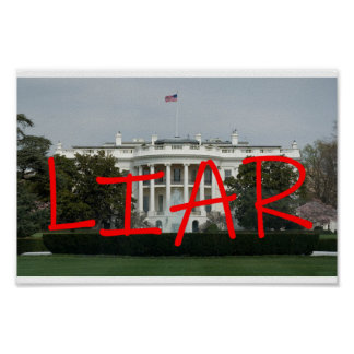 das Haus-Lügner Poster