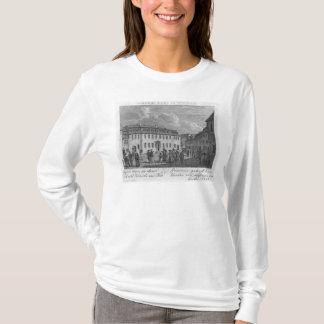 Das Haus von Johan Wolfgang von Goethe herein T-Shirt