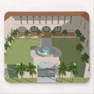Das Hazienda-Hotel: Neuer Hafen Richey FL: Mauspad