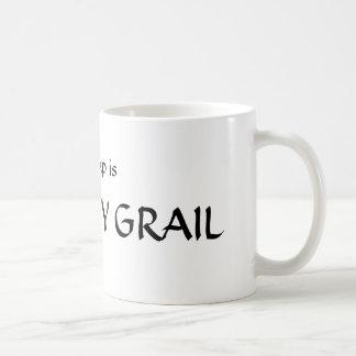 Das Heilige Gral Kaffeetasse